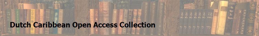 Dutch Caribbean Open Access Collection