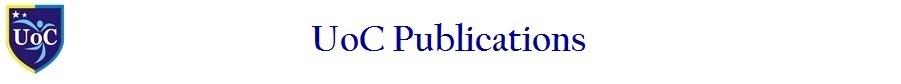 UoC Publications